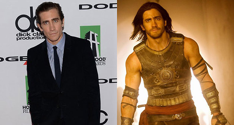 Jake Gyllenhaal - Nightcrawler & Prince of Persia