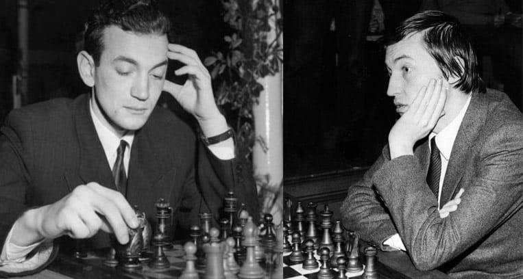 Karpov VS Korchnoi