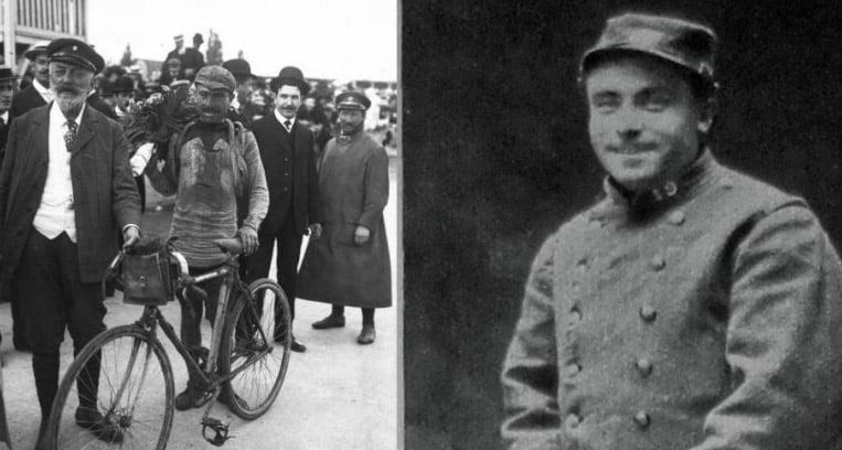 1910 - Le cercle de la mort
