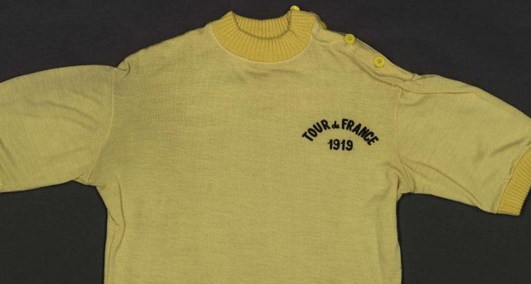 1919 - Le premier maillot jaune