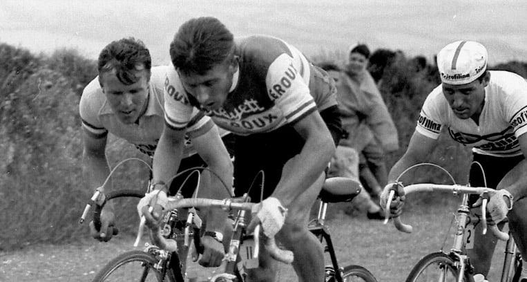 1961 - Anquetil mène de fil en fil