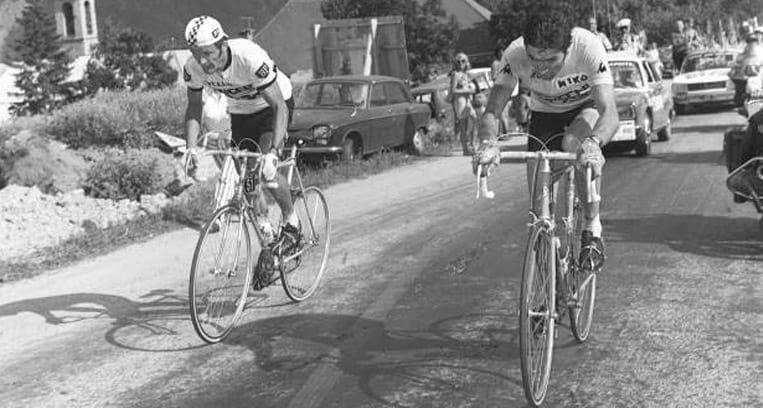 1975 - Thévenet rompt Merckx