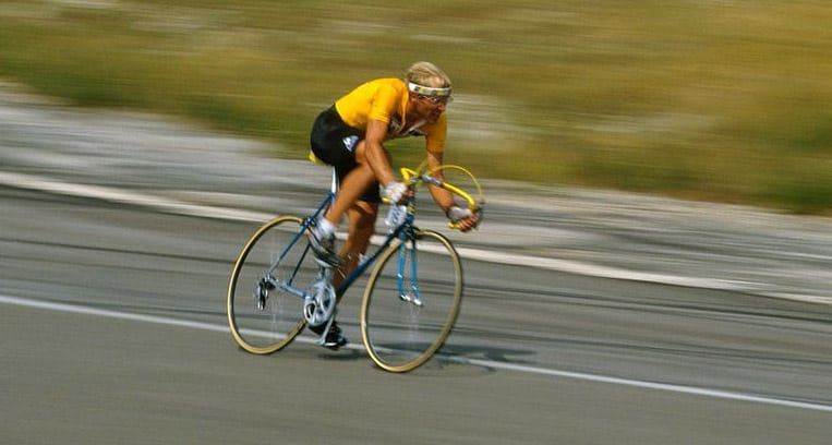 1989 - Huit secondes de LeMond