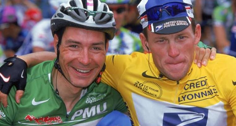 2001 - Zabel remporte un sixième maillot vert