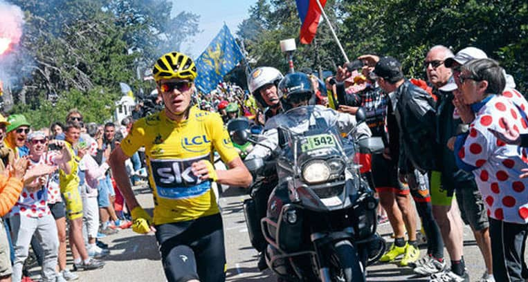 2016 - Cours, Froomey, cours!