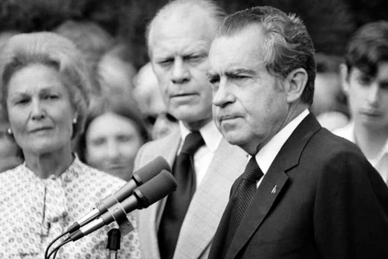 Le président Nixon a préparé un discours au cas où les astronautes ne pourraient pas revenir