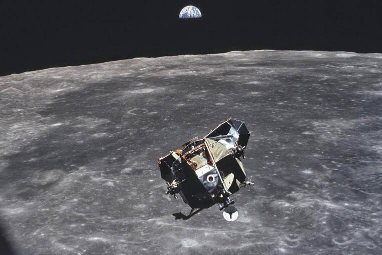 Le troisième astronaute d'Apollo n'a jamais atterri ou marché sur la lune