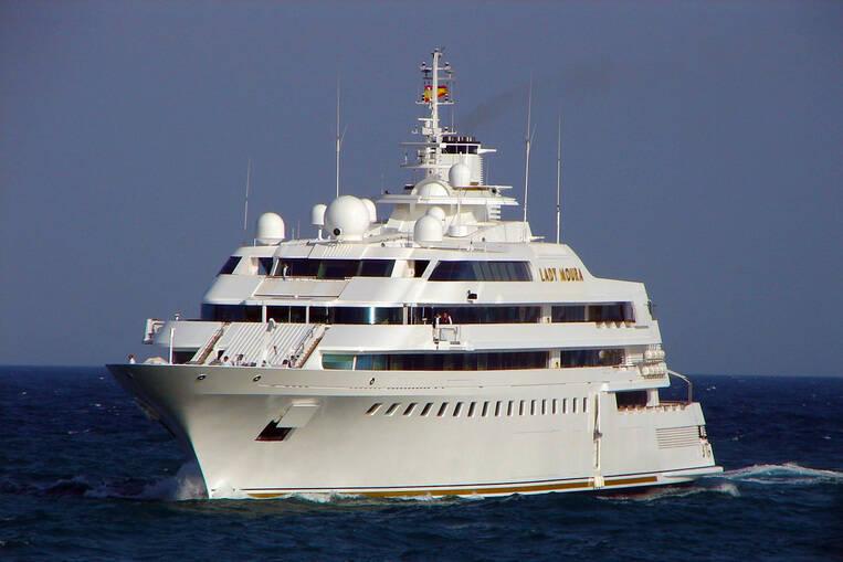 Lady Moura - 210 millions de dollars