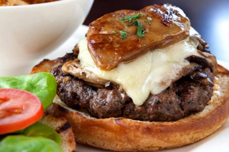 Le Million Rupiah Burger