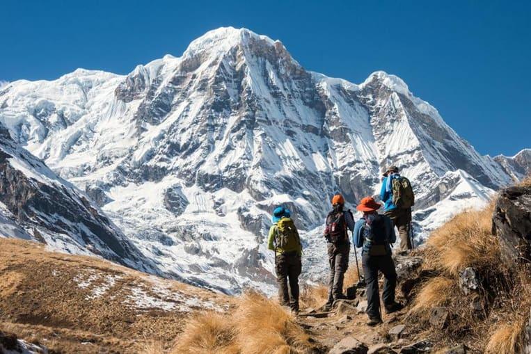 Annapurna I, Népal - 8091 mètres