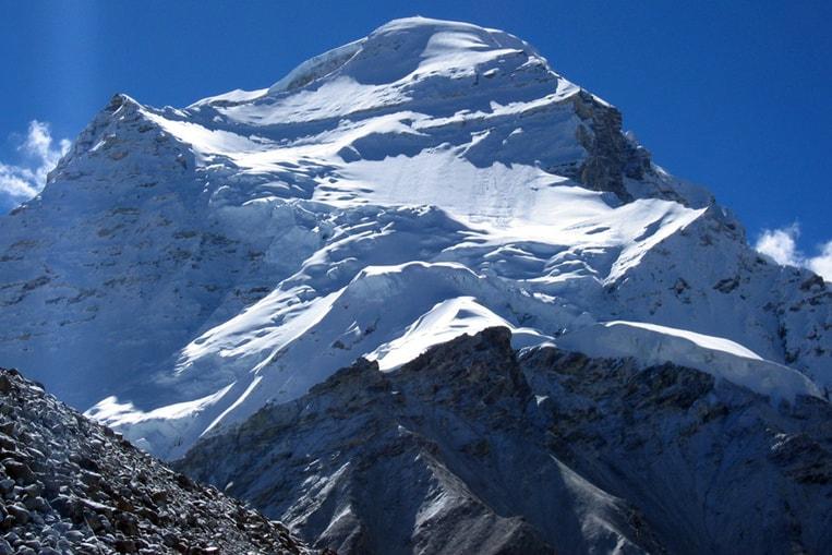 Cho Oyu, Himalaya, Népal / Région autonome du Tibet, Chine - 8188 mètres
