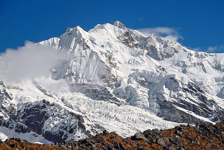 Kangchenjunga, Himalaya, Népal / Inde - 8586 mètres