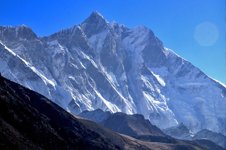 Lhotse, Himalaya, Népal / Région autonome du Tibet, Chine - 8516 mètres