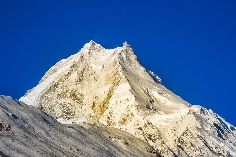 Manaslu, Népal - 8163 mètres
