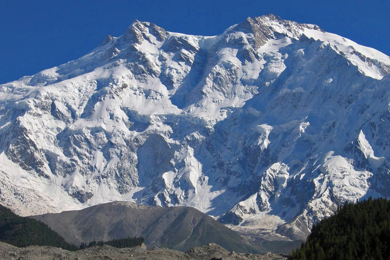 Nanga Parbat, Pakistan - 8126 mètres
