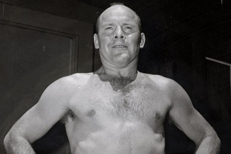 Pete Rademacher - A lutté pour le titre mondial des poids lourds dans son premier combat pro