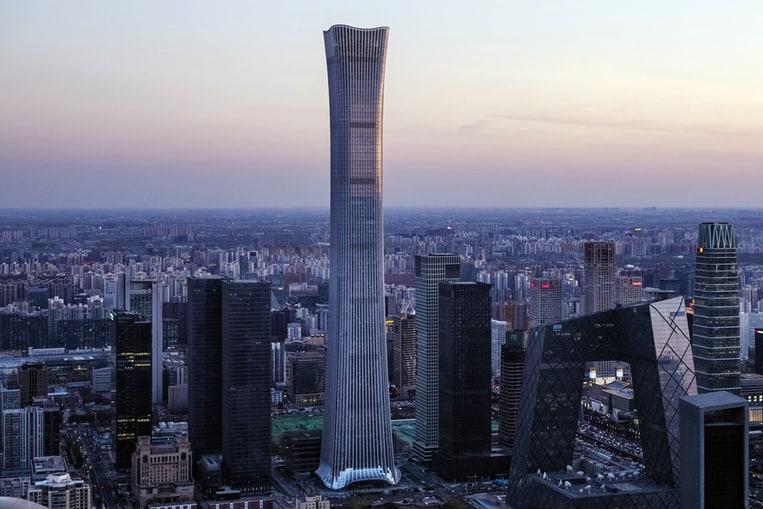 Tour CITIC (China Zun) - 527 mètres