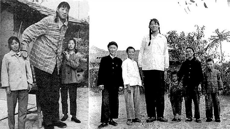 Zeng Jinlian - 248.3cm