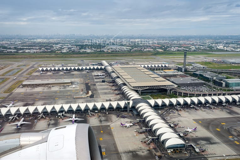 Aéroport Suvarnabhumi (BKK) - Bangkok, Thaïlande