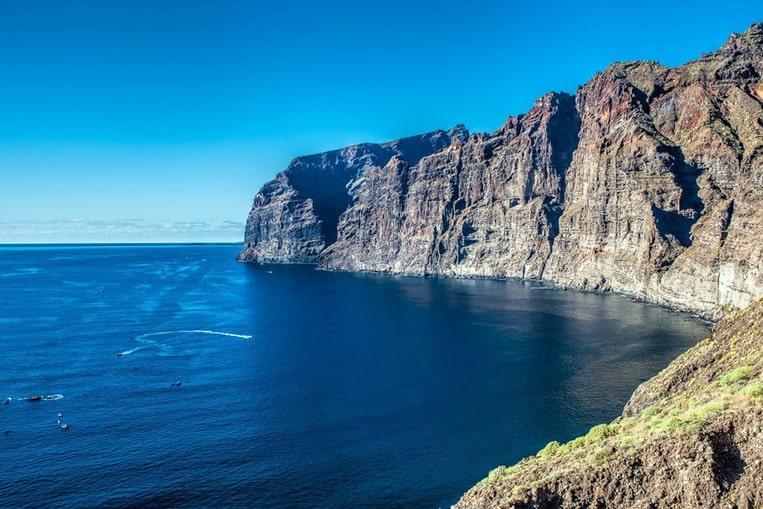 Les Falaises des Géants - Tenerife