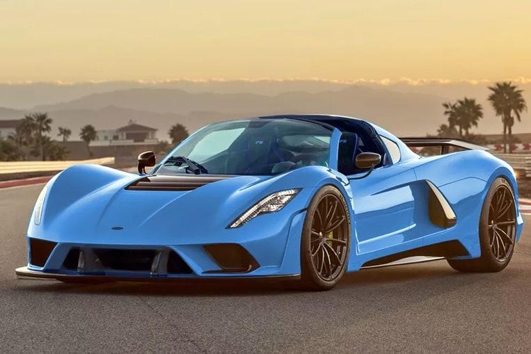 TOP 10: Les voitures les plus rapides du monde