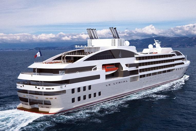 TOP 11: Les bateaux de croisière les plus luxueux du monde