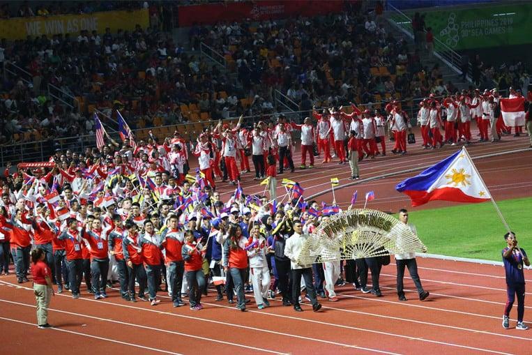Les Jeux asiatiques
