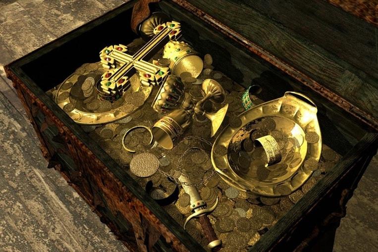 Le trésor des Templiers