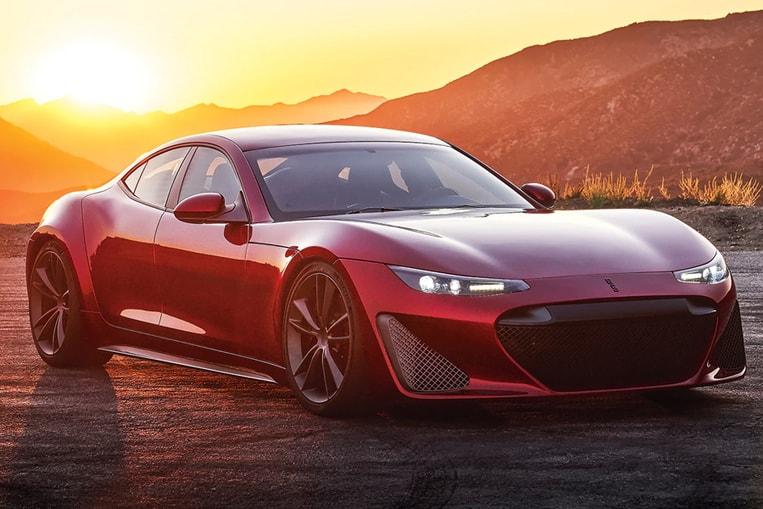 TOP 10: Les voitures électriques les plus rapides du monde