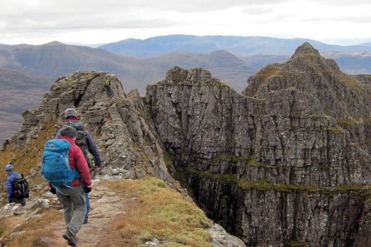 Liathach, la randonnée écossaise qui vous emmènera au septième ciel