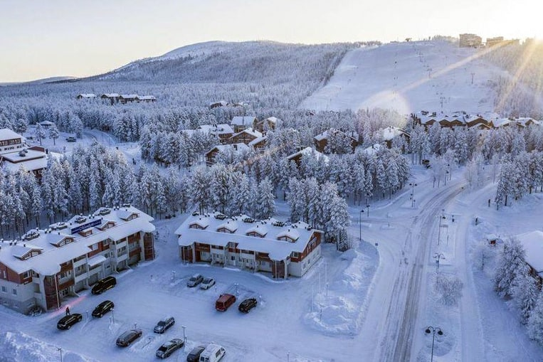 Kittila, la station de ski la plus fraîche du monde